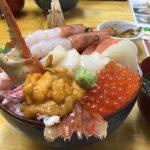 小樽で海鮮丼を堪能しました!の詳細へ