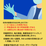 新型コロナウイルス感染症に対して当院の指針の詳細へ